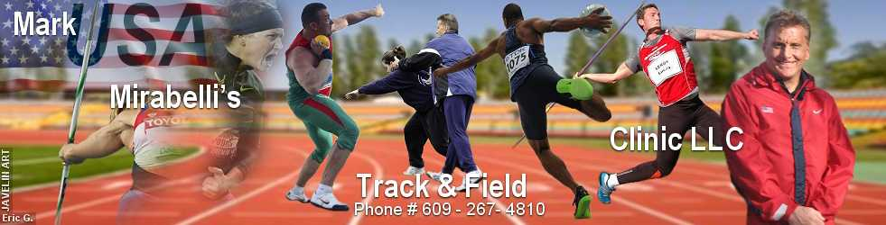 Mark Mirabelli Track and Field Clinic